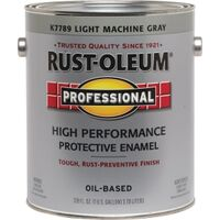 Rustoleum Industrial Paint, 1 Gal Light Gray