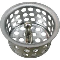 Sink Basket Strainer, 1 1/2""