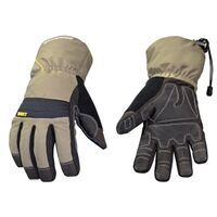 Waterproof Winter Gloves, XL