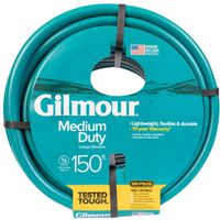 Garden Hoses, For Hose Reel, Rubber/Vinyl, 5/8 Inch x 150 Foot