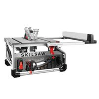 TABLE SAW 10IN WORM DRIVE