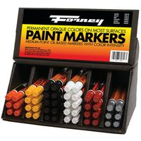 MARKER PAINT ASSORTMENT 48PC