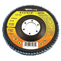 DISC FLAP TYPE29 40GRIT 4.5IN