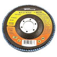 DISC FLAP TYPE29 80GRIT 4.5IN