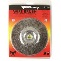 BRUSH WIRE WHEEL FINE 6X.008IN