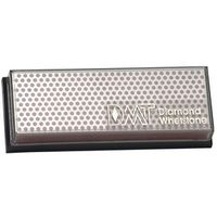 Diamond Whetstone W6FP Bench Stone 6 in L x 2 in W x 3/4 in T