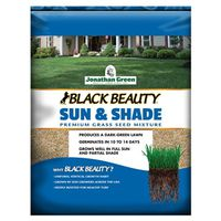 Jonathan 12002 Sun and Shade Grass Seed, 3 lb, 2250 sq-ft