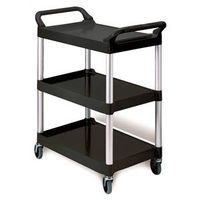 Rubbermaid FG342488BLA Utility Carts