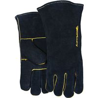 GLOVE WELDING BLK MENS LARGE