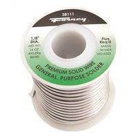 SOLDER 1/8IN50/50 SOLIDWIRE1LB