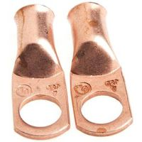 LUG COPPER NO4 CABLE X 3/8STUD