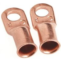 LUG COPPER NO2CABLE X 5/16STUD