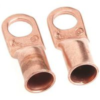 LUG COPPER NO1 CABLE X 3/8STUD