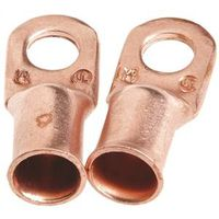 LUG COPPER NO1/0 CABLEX3/8STUD