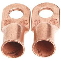 LUG COPPER NO2/0 CABLEX3/8STUD