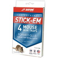 Stick-Em 133N Ready-To-Use Glue Trap