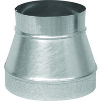 "Stovepipe Reducer Increaser, 9"" x 6"""