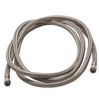 Fluidmaster 12IM120 Braided Flexible Icemaker Connector