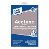 Acetone Thinner, 1 Qt