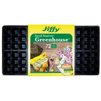 Easy Grow T72H Greenhouse Seed Starter