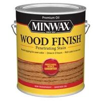 Minwax Wood Finish Interior Stain, 1 Gal Gunstock