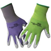 GLOVE LADIES NITRILE PALM S