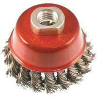 Vulcan 693881OR Knot Wire Cup Brush