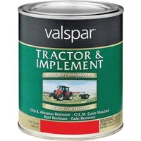 Tractor Paint, Red qt