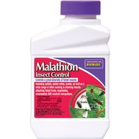 BONIDE 992 MALATHION INSECT SPRAY CONCENTRATE, PINT