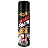 Hot Shine Tire Foam Cleaner & Protectant, 19oz