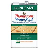 WaterSeal 21801/21802 Waterproof Wood Sealer