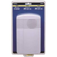 Carlon DH852E Corded Door Chime
