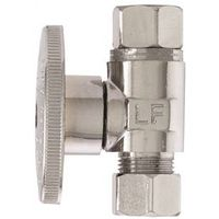 Watts LF PBQTR-615 1/4 Turn Straight Stop Valve