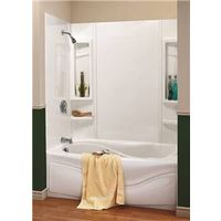 ASB 39984 5-Piece Surround Bath Tub Wall Kit, 28 - 31 in L x 49 ...