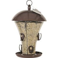 Perky Pet 510 Deluxe Easy Fill Triple Tube Bird Feeder