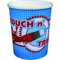 Touch N Trim Paper Paint Pail, 1 QT
