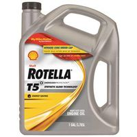 Shell Rotella 550040730 Engine Oil