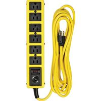 Coleman 5138 Grounded Metal Surge Protector