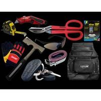 KT ROOFERS TOOL 10PC