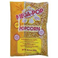 Mega Pop Corn & Oil Popcorn Kit