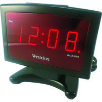 LED Plasma Alarm Clock