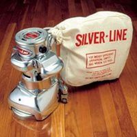 Essex Silver Line SL-7 Corded Floor Edger with Hook and Loop