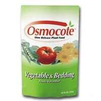 Osmocote Vegetable Bedding & Plant Food, 10Lb