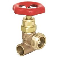 Dahl mini-ball Piggy Back Drain Valve Without Cap and Chain