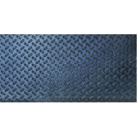 "Weldable Steel Tread Plate, 12"" x 24"""