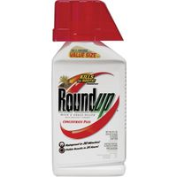 ROUNDUP WEED & GRASS KILLER CONCENTRATE, BONUS, 36.8 OZ
