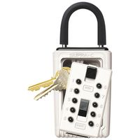 Supra 1000 Portable Push Button Key Safe