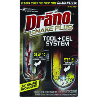 Drano Snakes Plus Kit
