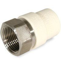 1/2 Stainless Transition Female Adaptor