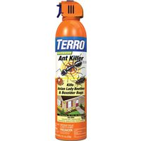 Woodstream T1700 Terro Ant Killer, Outdoor, Spray, 19 Oz - Case of 12